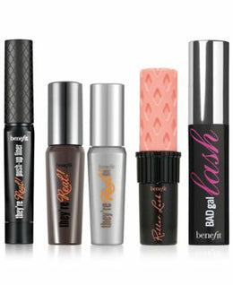 Benefit Most-wanted Mascara Line-up