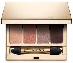 Clarins 4 Color Eyeshadow Palette - Shed 01