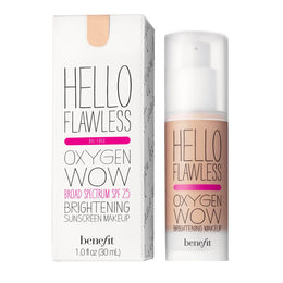 Benefit Hello Flawless Powder Foundation - Ivory