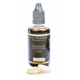 Phil Pharma Logical Complex tan dark- refill for skin up
