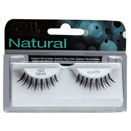 Prof Natural Eye Lash - 101 Demi Black