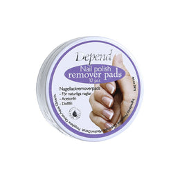 Depend Nail Polish Remover Wipes