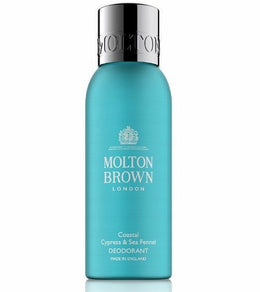 Molton Brown Coastal Cypress & Sea Fennel Deodorant Spray