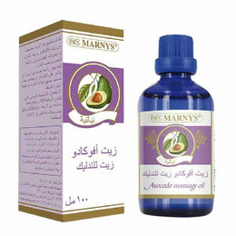 Marnys Avacado Massage Oil