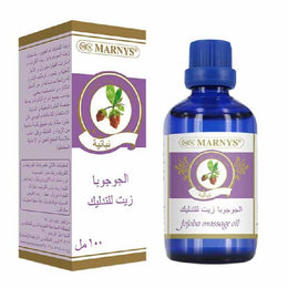 Marnys Jojoba Massage Oil