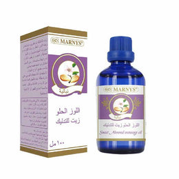 Marins Sweet Almond Massage Oil