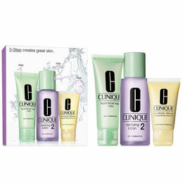 Clinique 3-steps Interdiction Set Skin Type2