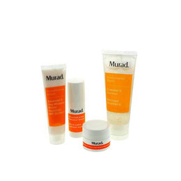 Murad Environmental Shield Starter Kit 4 step Regime - NEW I