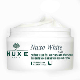 Nuxe White Nuit Brightening Renewing Night Cream - All Skin
