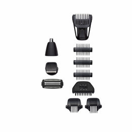 Babyliss 11 in 1 Waterproof Carbon Titanium Multi Trimmer KitCarbon Titanium Multi Trimmer Kit