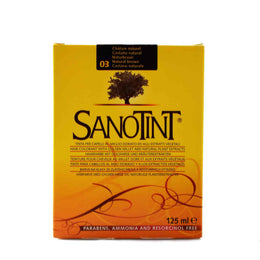 Cosval Sanotint Natural Hair Color No 03