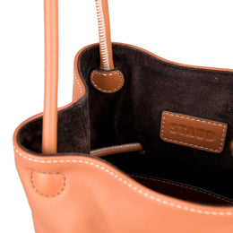 STAUD HANDBAG - Tan - TU