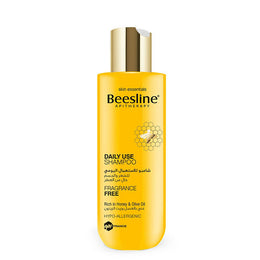 Beesline Daily Use Shampoo Fragrance Free