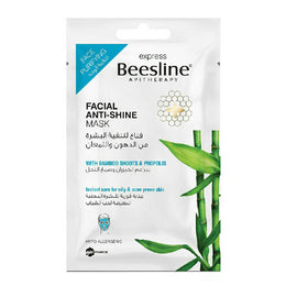 Beesline Facial Anti-Shine Mask