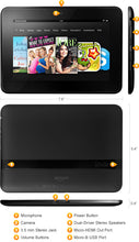 "Load image into Gallery viewer, Kindle Fire HD 7"", Dolby Audio, Dual-Band Wi-Fi, 16 GB (Refurbished)"