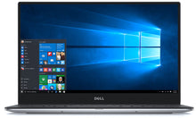 "Load image into Gallery viewer, Dell XPS 9350-1340SLV 13.3"" Full HD Ultrabook i5 6th Gen 8GB RAM 128GB SSD"