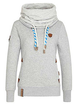 Pullover Long Sleeve Fall Winter Hoodies