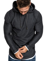 Hooded Pullover Loose Men's Casual Hoodie