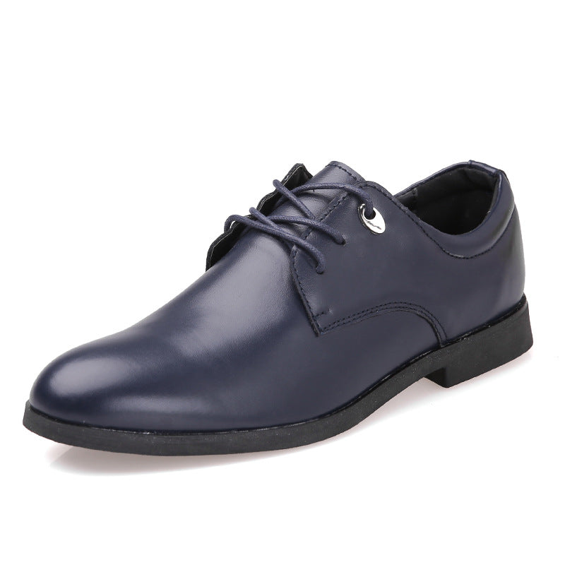 Stringate da uomo da uomo Simple Lace-Up Professional
