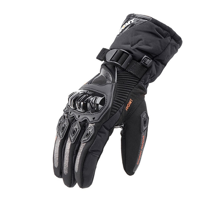 Plus Velvet Keep Warm Cycling Gloves