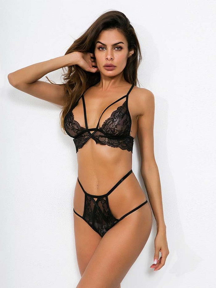 Sexy Women Bra Sets Lingerie Set