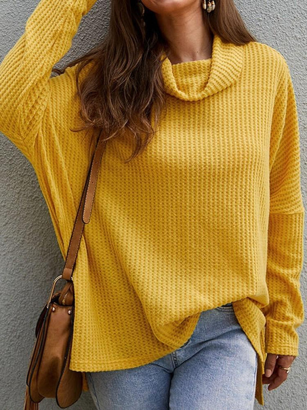 Regular Fall Loose Sweater