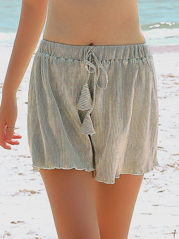 Japanese Lace-Up Board Shorts