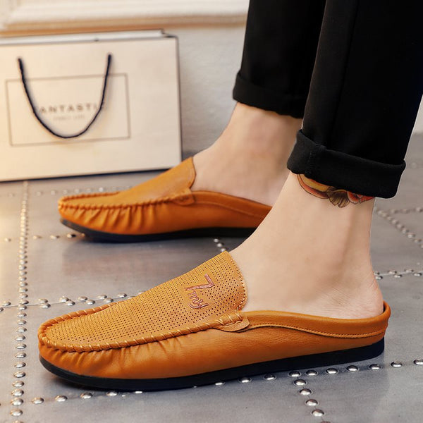 Slip-On Low-Cut - Upper Thin PU - Chaussures fines