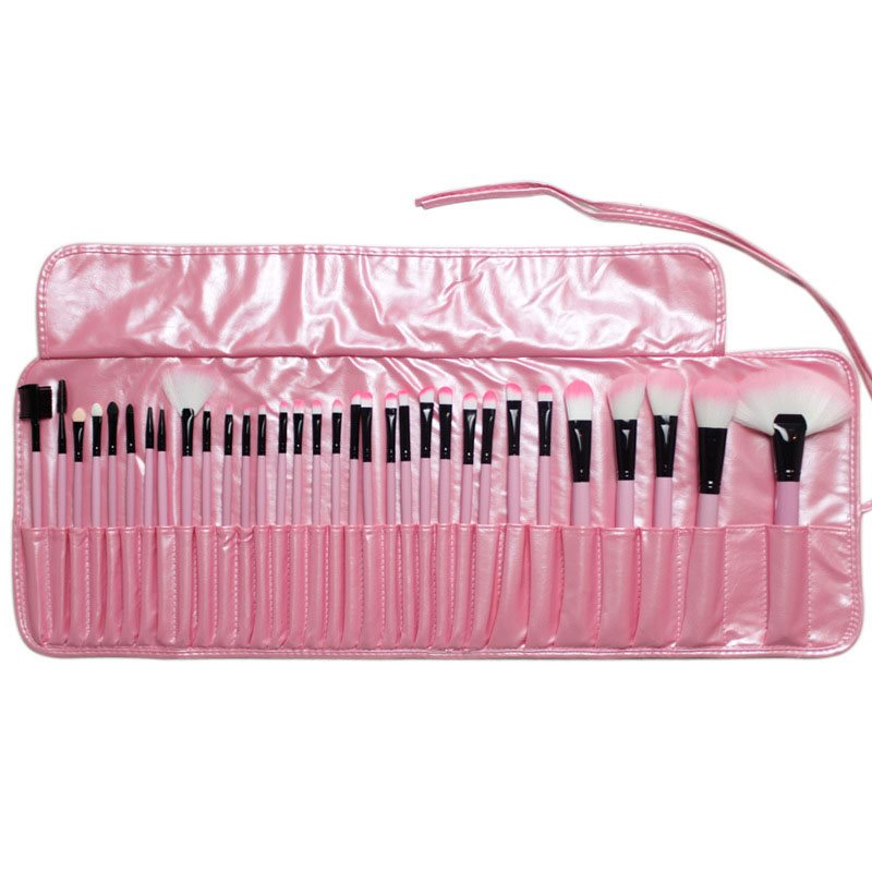 Portable Models Make-up-Pinselset