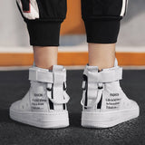 Men's White Hip Hop Shoes