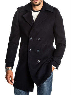 Mid-Length Slim Coat