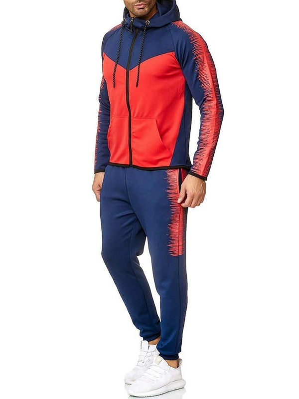 Pants Zipper Sports Winter Outfit