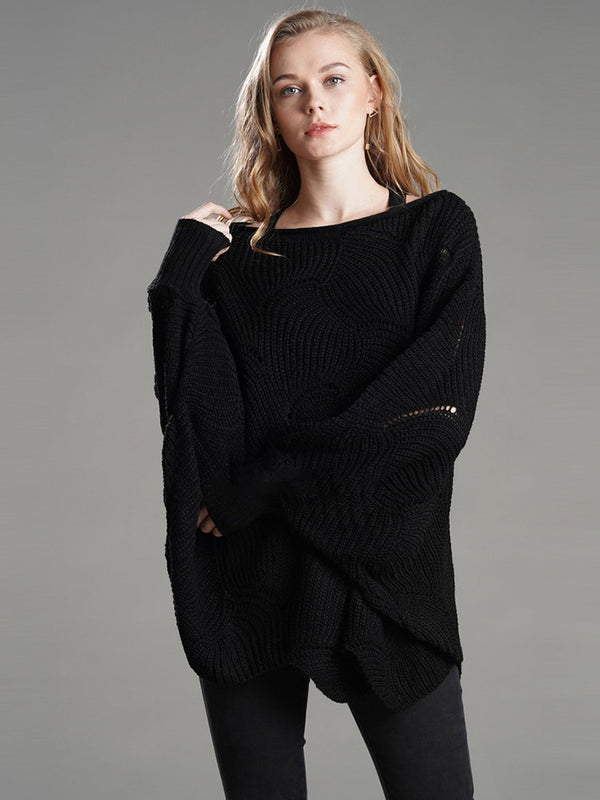 Thin Standard Long Sleeve Sweater