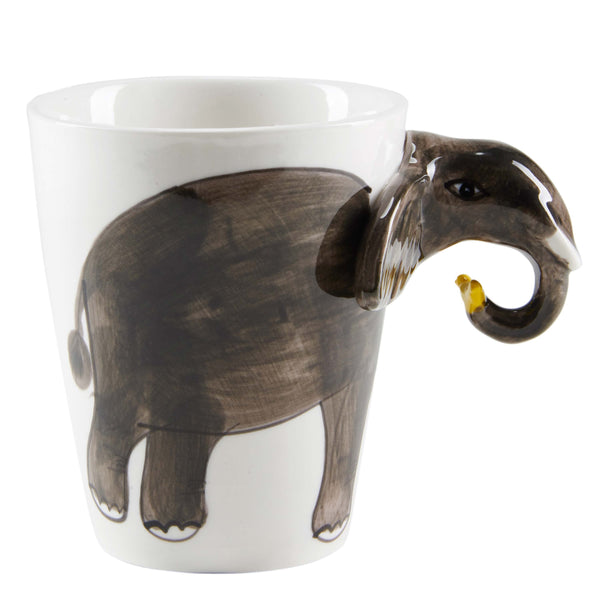 Lovely 3D Animal Ceramic Hand Painted Coffee Milk Mug Cup Deco Creative Gifts