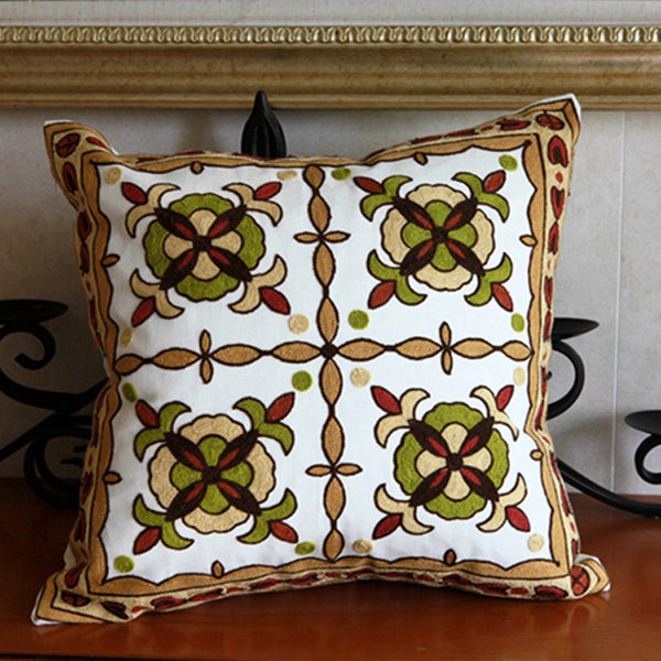 Cotton Pillowcase Geometric