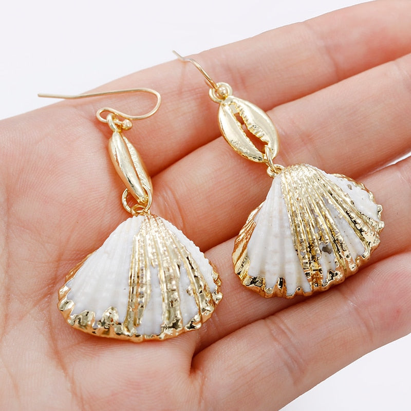 Fashion Jewelry Party Statement Beach Geometric Earrings