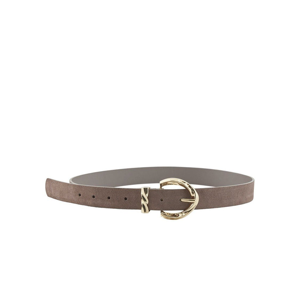 Rica suede belt falcon