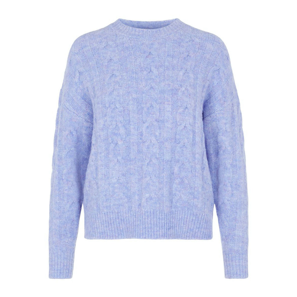 Peppy knit