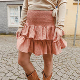 Belle skirt rose