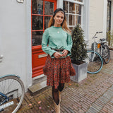 Salma sweater mint