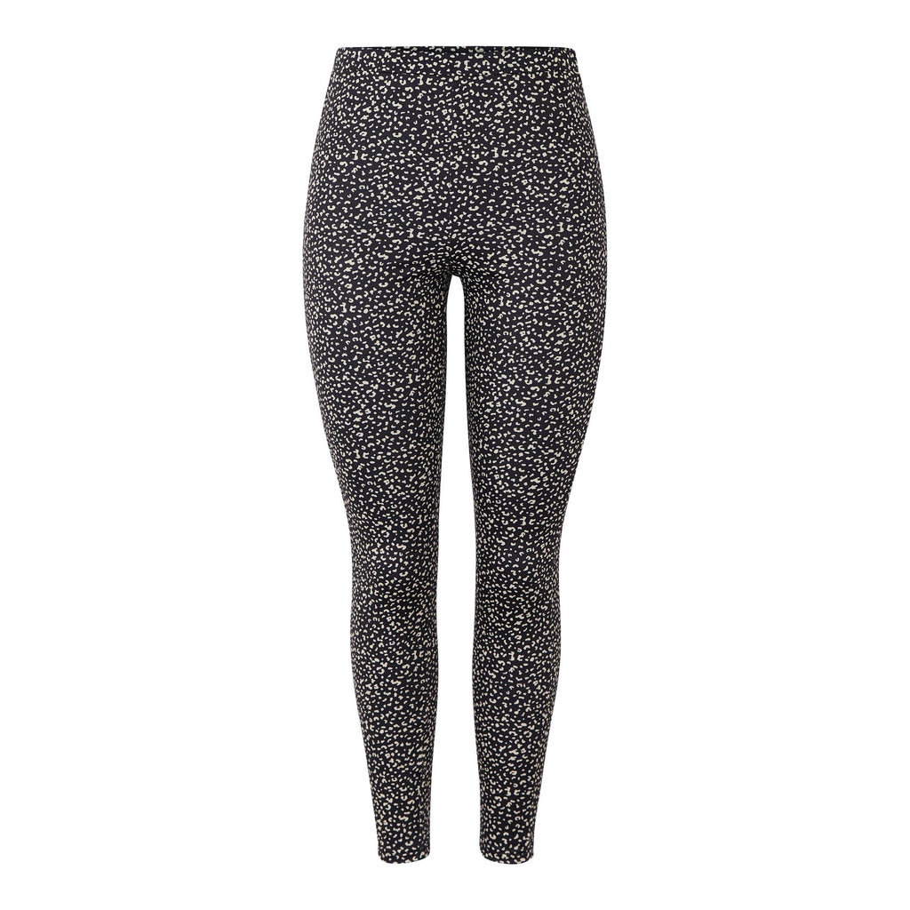 Catty legging zwart