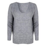 Cosy sweater grey