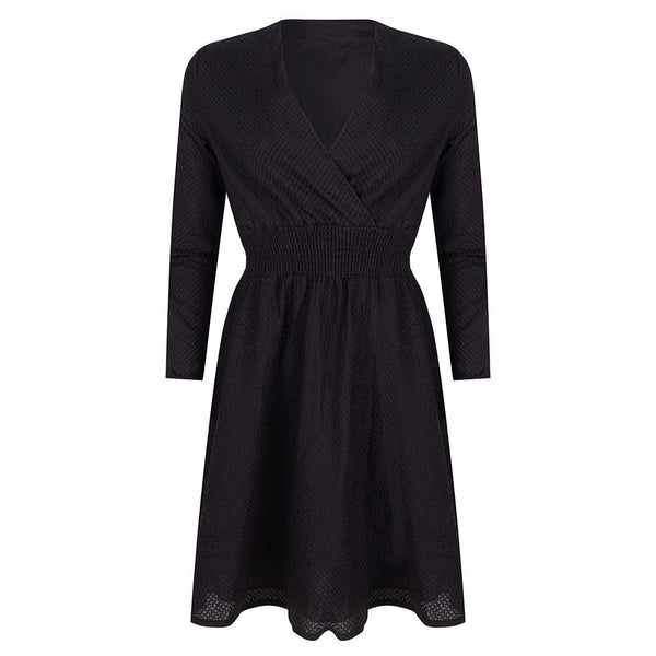 Kae dress black