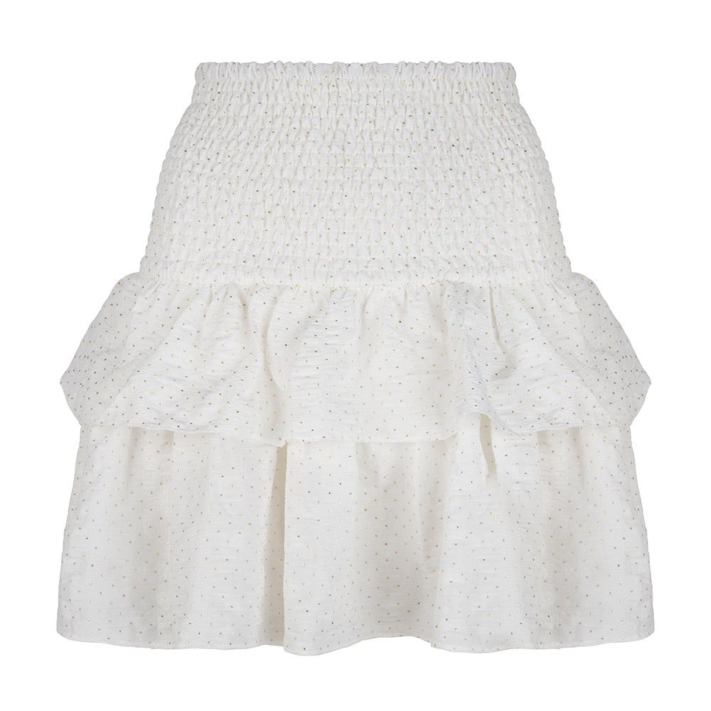 Julie skirt white