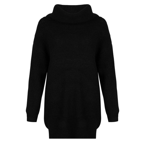 Perfect knit black