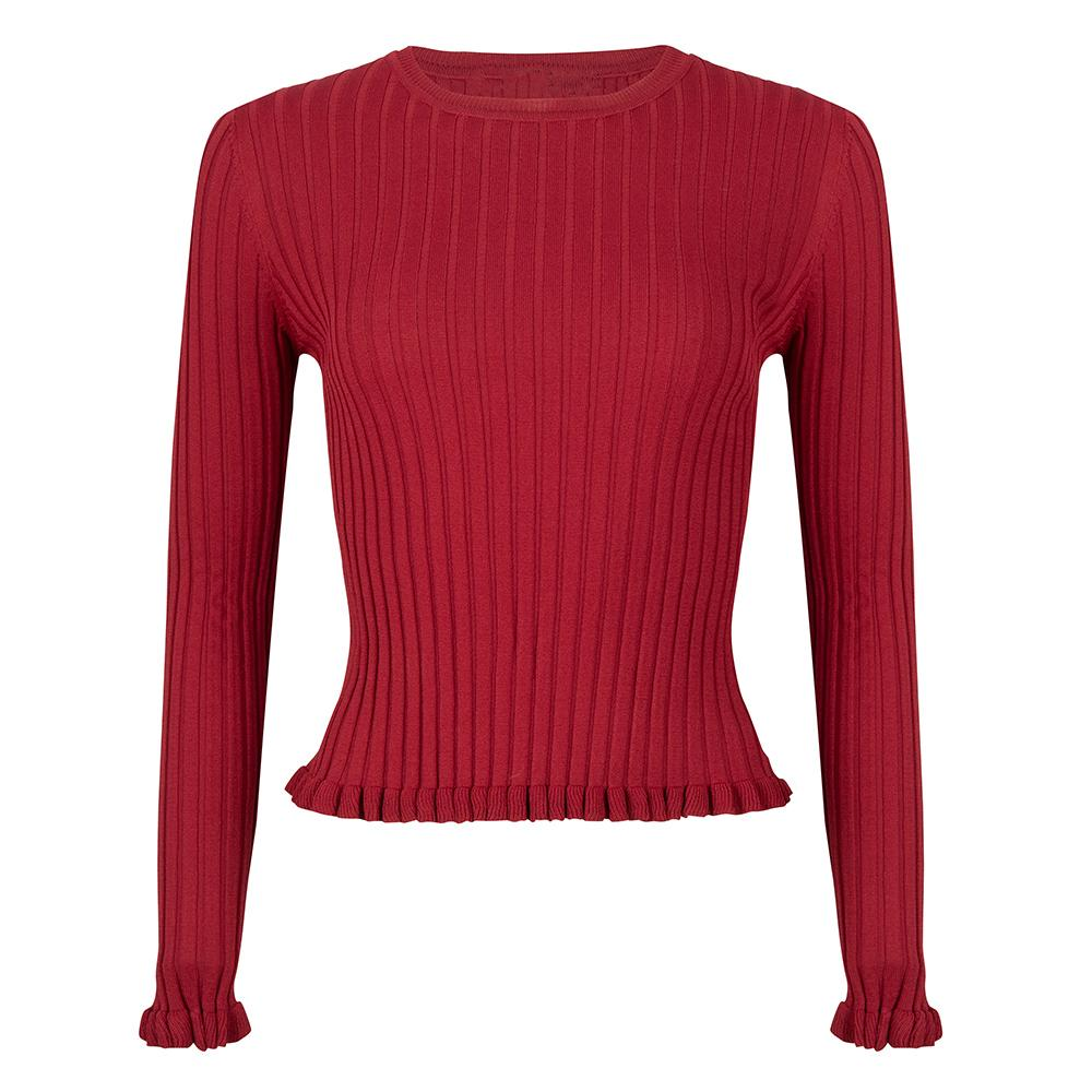 Louise top rood