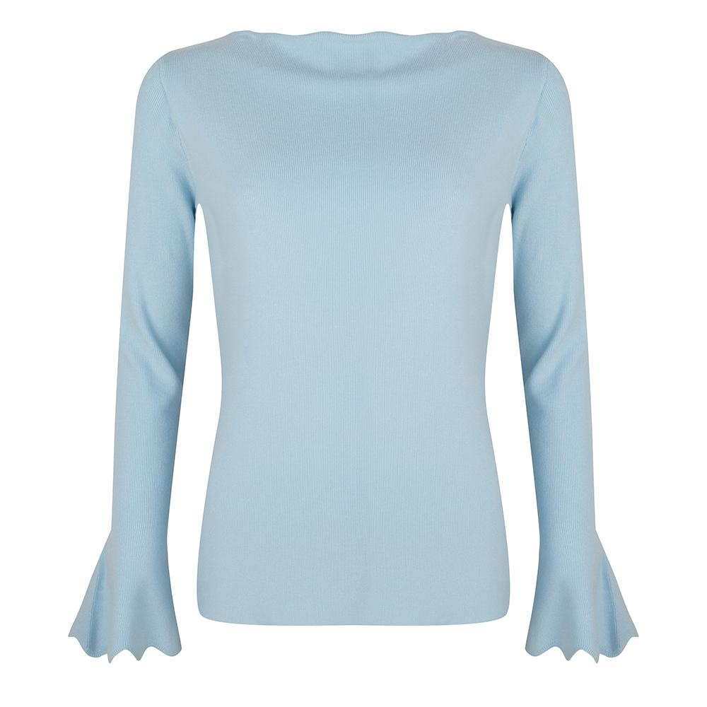 Kate top blue