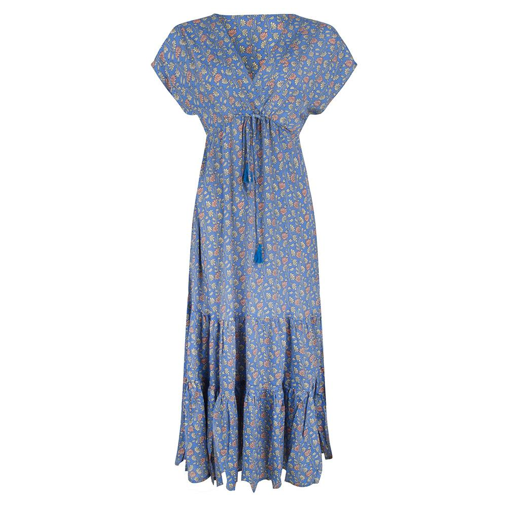 Lalite dress blauw