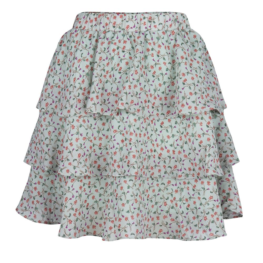 Fleurie skirt green