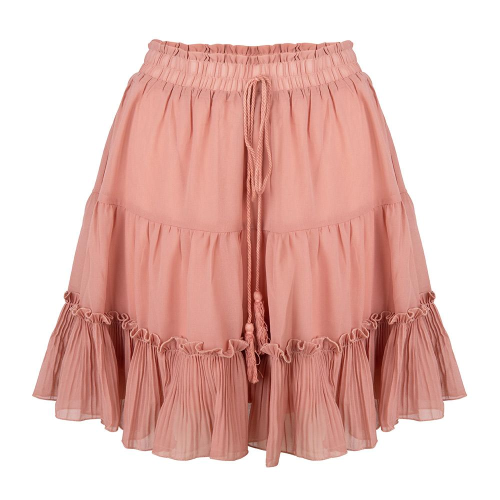 Classic skirt pink